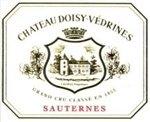 Chateau Doisy-Vedrines, Sauternes 2015 (750 ml)