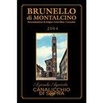 Canalicchio di Sopra Brunello di Montalcino 2008 (750 ml)