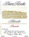 Ceretto-Bricco Rocche Barolo Brunate 2012 (750 ml)