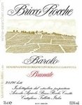 Ceretto-Bricco Rocche Barolo Brunate 2012 (750 ml)