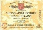 Domaine Robert Chevillon Les Vaucrains, Nuits-Saint-Georges Premier Cru 2014 (750 ml)