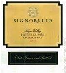 Signorello Hope's Cuvee Chardonnay, Napa Valley 2016 (750 ml)