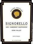 Signorello Cabernet Sauvignon, Napa Valley 2014 (750 ml)