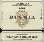Silvano Bolmida Bussia, Barolo 2013 (750 ml)