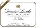 Domaine Laroche Les Vaillons Vieilles Vignes, Chablis Premier Cru 2015 (750 ml)