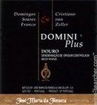 Jose Maria da Fonseca Domini Plus, Douro 2014 (750 ml)