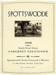 Spottswoode Family Estate Grown Cabernet Sauvignon 2014 (1.5 Liter)