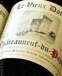 Le Vieux Donjon Chateauneuf-du-Pape 2017 (750 ml)