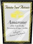 Tenuta Sant'Antonio Selezione Antonio Castagnedi, Amarone della Valpolicella 2015 (750 ml)