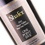 Shafer Vineyards One Point Five Cabernet Sauvignon 2015 (750 ml)