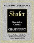 Shafer Vineyards Red Shoulder Ranch Chardonnay 2017 (750 ml)