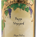 Nickel & Nickel Hayne Cabernet Sauvignon, Rutherford 2017 (750 ml)