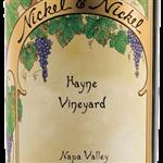 Nickel & Nickel Hayne Cabernet Sauvignon, Rutherford 2015 (750 ml)