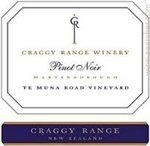 Craggy Range Te Muna Road Vineyard Pinot Noir, Martinborough 2015 (750 ml)