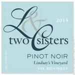 Foley Estates Two Sisters Lindsay's Vineyard Pinot Noir, Santa Barbara County 2015 (750 ml)
