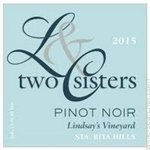 Foley Estates Two Sisters Lindsay's Vineyard Pinot Noir, Santa Barbara County 2015 (750 ml)