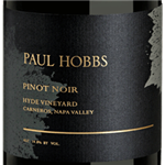 Paul Hobbs Hyde Vineyard Pinot Noir, Carneros 2017 (750 ml)