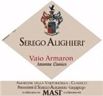 Masi Serego Alighieri Vaio Armaron, Amarone della Valpolicella Classico 2007 (1.5 Liter)