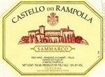 Castello dei Rampolla Sammarco Toscana 2014 (750 ml)