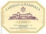 Castello dei Rampolla 'Vigna d'Alceo' Toscana 2011 (750 ml)