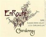 EnRoute Les Brumaires - Les Brumeux Chardonnay, Russian River Valley 2015 (750 ml)