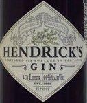 Hendrick's Gin (750 ml)