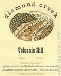 Diamond Creek Cabernet Sauvignon Volcanic Hill 2016 (750 ml)