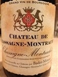 Bader Mimeur Chassagne Montrachet Red 2014 (750 ml)