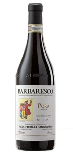 Produttori del Barbaresco Pora, Barbaresco Riserva 2014 (750 ml)
