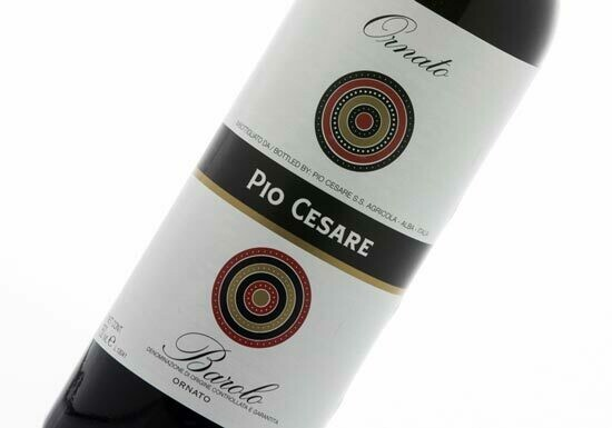 Pio Cesare 'Ornato', Barolo 2014 (1.5 Liter)