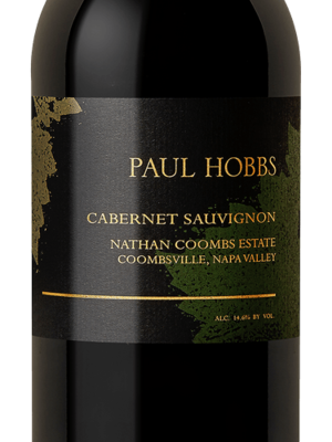 Paul Hobbs Nathan Coombs Estate Cabernet Sauvignon, Coombsville 2014 (750 ml)