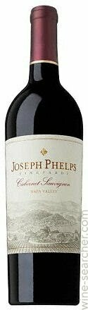 Joseph Phelps Vineyards Cabernet Sauvignon, Napa Valley 2016 (1.5 Liter)