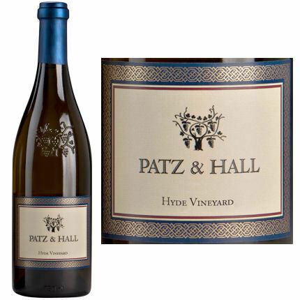 Patz & Hall Hyde Vineyard Chardonnay, Carneros 2015 (750 ml)