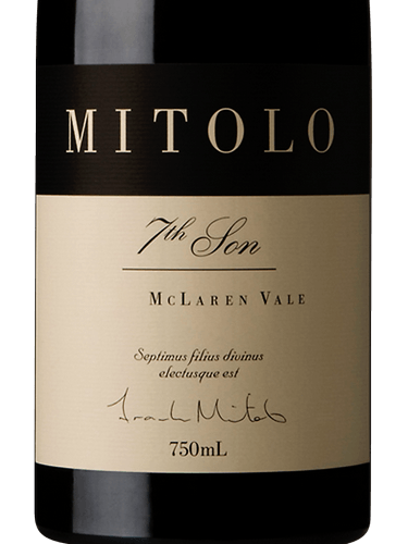 Mitolo 7th Son Grenache - Shiraz, McLaren Vale 2015 (750 ml)