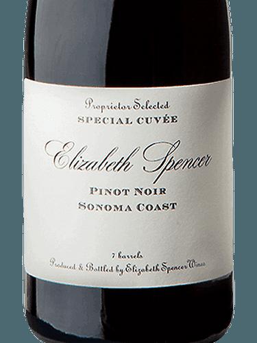 Elizabeth Spencer Special Cuvee Pinot Noir, Sonoma Coast 2017 (750 ml)