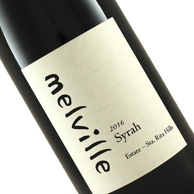 Melville Estate Sta Rita Hills Syrah, California 2016 (750 ml)