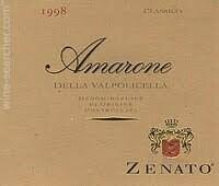 Zenato Amarone della Valpolicella Classico 2015 (750 ml)
