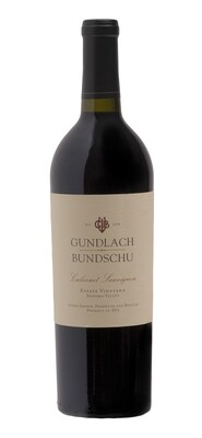 Gundlach-Bundschu Estate Vineyard Cabernet Sauvignon, Sonoma Valley 2014 (750 ml)