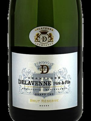 Delavenne Pere & Fils Cuvee Reserve Grand Cru Brut, Champagne NV (750 ml)
