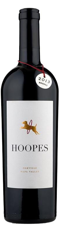 Hoopes Oakville Cabernet Sauvignon 2013 (750 ml)