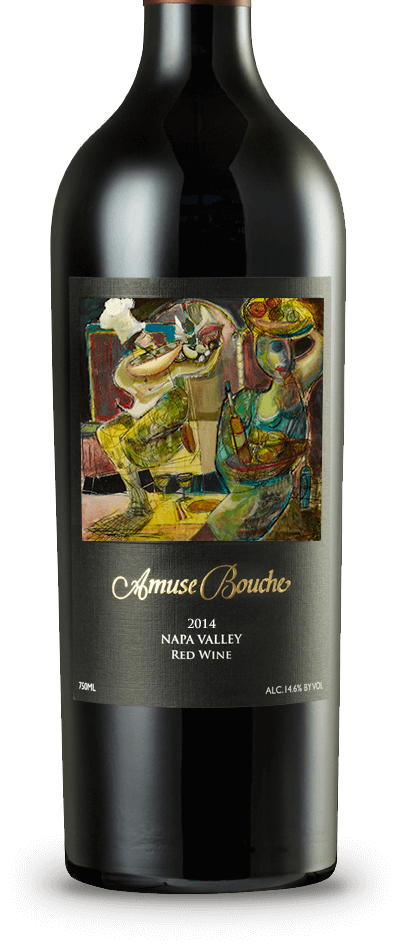 Amuse Bouche Proprietary Red, Napa Valley 2014 (750 ml)