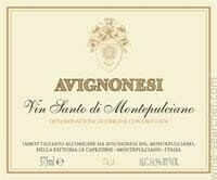 Avignonesi Vin Santo di Montepulciano, Tuscany 2001 (375 ml)