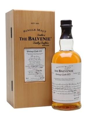 The Balvenie Vintage Cask Single Malt Scotch Whisky, Speyside (750 ml)