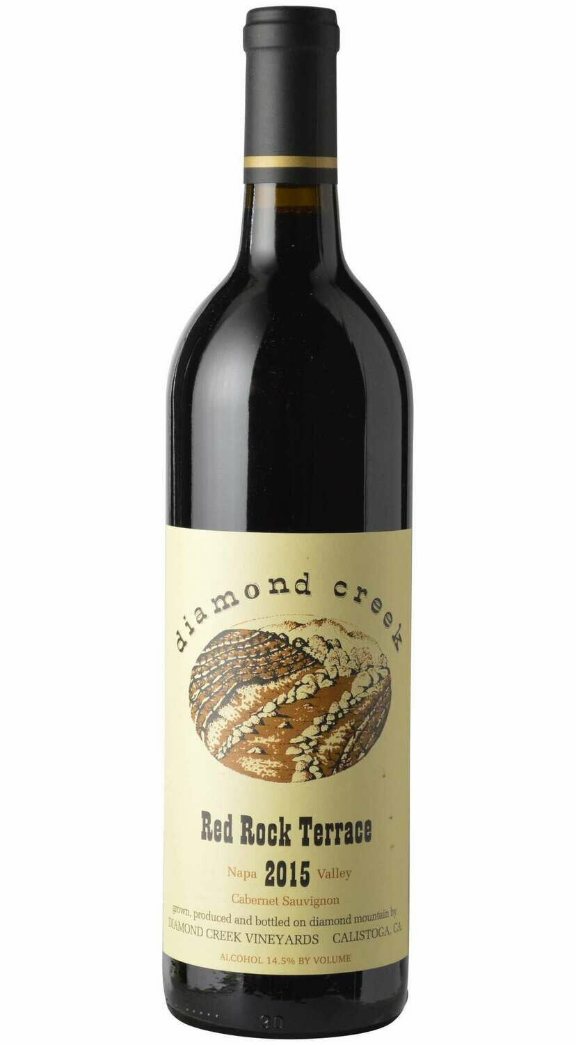Diamond Creek Cabernet Sauvignon Red Rock Terrace 2016 (750 ml)