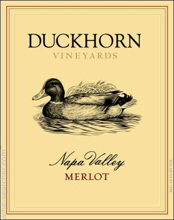 Duckhorn Merlot Napa Valley 2014 (1.5 Liter)
