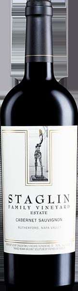 Staglin Family Vineyard Estate Cabernet Sauvignon, Rutherford 2015 (750 ml)