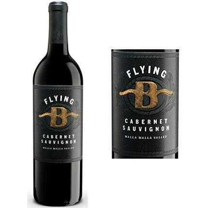 Bledsoe Family Winery 'Flying B' Cabernet Sauvignon, Walla Walla Valley 2016 (750 ml)