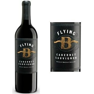 Bledsoe Family Winery 'Flying B' Cabernet Sauvignon, Walla Walla Valley 2016 (750 ml)