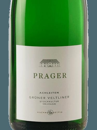 Weingut Prager Achleiten Gruner Veltliner Smaragd, Wachau 2017 (750 ml)