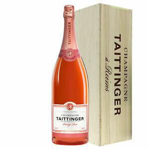 Taittinger Brut Prestige Rose, Champagne (3 Liter)